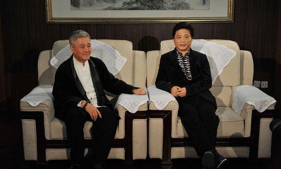 崔永元力挺赵本山与教授掀骂战:丢清华脸资讯生活